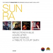 Album artwork for The Complete Remastered Recordings. Sun Ra