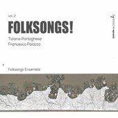 Album artwork for V2: FOLKSONGS