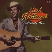 Album artwork for HANK WILLIAMS - HILLYBILLY HERO