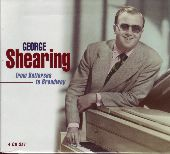 Album artwork for George Shearing: From Battersea to Broadway