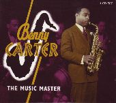 Album artwork for BENNY CARTER - THE MUSIC MASTER