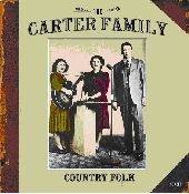 Album artwork for Carter Family: Country Folk