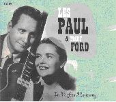 Album artwork for LES PAUL & MARY FORD - IN PERFECT HARMONY