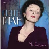 Album artwork for Edith Piaf : No Regrets (4 CD)