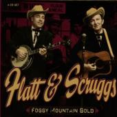 Album artwork for Flatt & Scruggs: FOGGY MOUNTAIN GOLD(4CD)
