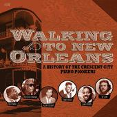 Album artwork for Walking To New Orleans