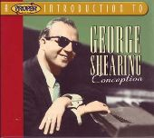 Album artwork for GEORGE SHEARING - CONCEPTION
