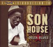 Album artwork for SON HOUSE - DELTA BLUES