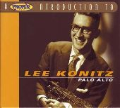 Album artwork for LEE KONITZ - PALO ALTO