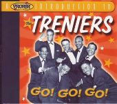 Album artwork for TRENIERS - GO! GO! GO!
