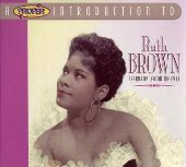 Album artwork for RUTH BROWN - TEARDROPS FROM MY EYES