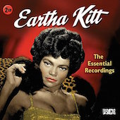 Album artwork for Eartha Kitt: Essential Recordings(2Cd)