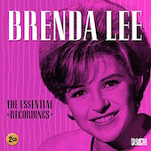 Album artwork for Brenda Lee: ESSENTIAL RECORDINGS (2CD)