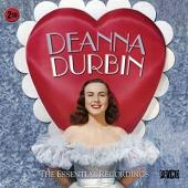 Album artwork for Deanna Durbin - Essential Recordings