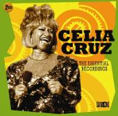 Album artwork for Celia Cruz - Essential Recordings 2-CD