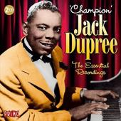 Album artwork for Champion Jack Dupree - The Essential Recordings