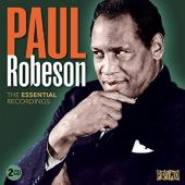 Album artwork for Paul Robeson - The Essential Recordings 2CD