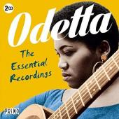 Album artwork for Odetta - The Essential Recordings 2-CD