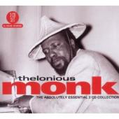Album artwork for Thelonious Monk: Absolutely Essential 3 CD