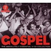 Album artwork for Gospel: The Absolutely Essential 3-CD Collection