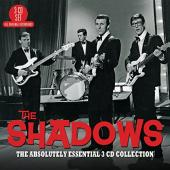 Album artwork for The Shadows: The Absolutely Essential 3CD set