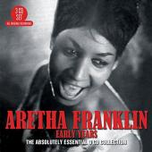 Album artwork for Aretha Franklin: The Early Years 3CD set