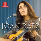 Album artwork for JOAN BAEZ - ESSENTIAL 3 CD COLLECTION