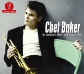 Album artwork for Chet Baker - Essential 3 CD Collection