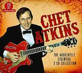 Album artwork for Chet Atkins: The Absolutely Essential Collection