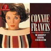 Album artwork for Connie Frances: the Absolutely Essential 3 CD coll