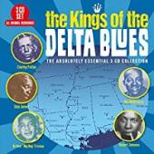 Album artwork for The Kings of the Delta Blues