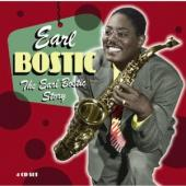 Album artwork for Earl Bostic: Earl Bostic Story