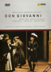 Album artwork for DON GIOVANNI / Allen, Furlanetto