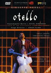 Album artwork for Verdi: OTELLO / Magee, Franz, Alexejev