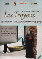 Album artwork for Berlioz: LES TROYENS