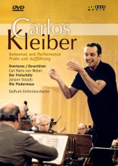 Album artwork for Carlos Kleiber: Rehearsal and Performance