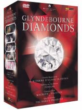 Album artwork for Glyndebourne Diamonds - 5 Operas on DVD
