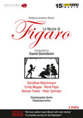 Album artwork for Mozart: Le Nozze di Figaro / Arthaus Catalogue