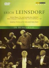 Album artwork for Erich Leinsdorf in Rehearsal