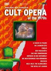 Album artwork for Cult Opera of the 1970s - 10 Operas on DVD