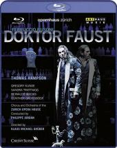 Album artwork for Busoni: Doktor Faust