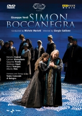 Album artwork for Verdi: Simon Boccanegra (Mariotti)