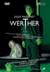Album artwork for Massenet: Werther (Carlberg)