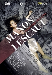 Album artwork for Puccini: Manon Lescaut: (Weber, Trinsinger)