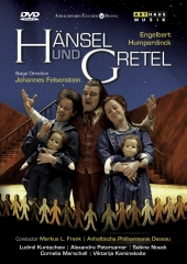 Album artwork for Humperdinck: HANSEL UND GRETEL