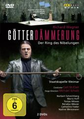 Album artwork for Wagner: Gotterdammerung