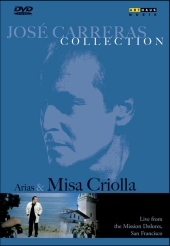 Album artwork for ARIAS & MISA CRIOLLA