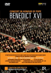 Album artwork for Concert in Honour of Pope Benedict XVI