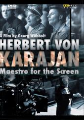 Album artwork for Herbert von Karajan: Maestro for the Screen