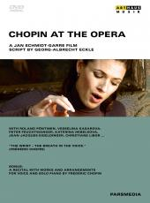 Album artwork for Chopin at the Opera